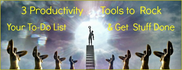 3 Productivity Tools to Rock Your To-Do List & Get Stuff Done - FelicityFields.com